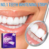 30 Min Express Teeth Whitening Strips, no need Crest Whitestrips