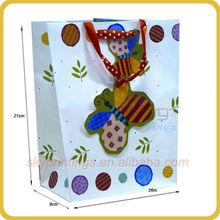 birthday creative paper gift bag manufacturer in shenzhen