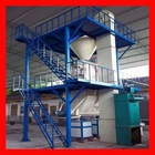 best quality dry mix building materials cement machine with latest German technology low cost