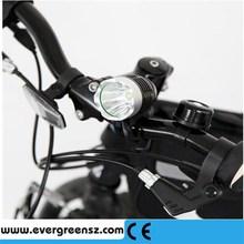Best popular Rechargeable Waterproof 1800Lm Cree T6 LED bike light ,mountain bike light