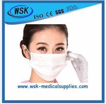 3ply Allergy free disposable non-woven face mask