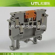 New Product JUT1-4/2-2K banana plug terminal