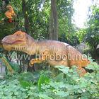 Customized Walking Life-size Robotic Dinosaur Costume for Sale