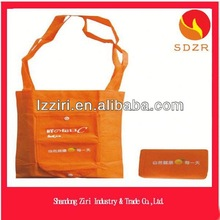 fashion trendy nonwoven shopping bag for teenagers girls