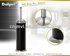Beautiful stainless steel red toilet brush(V031012)