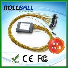 Nice price plc 1 8 fiber optic splitter