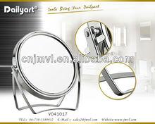 Dressing room iron novelty wall mounted salon mirror(V041017 15)