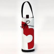 Sailcloth Wine Tote Bag