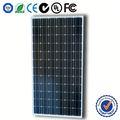 2015 novo produto 500w painel solar com cinco anos de garantia