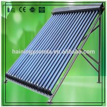 Solar Keymark, Vacuum Tube Heat Pipe Solar Collector