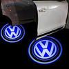 hot sellled led car door logo laser projector light ghost shadow light