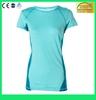 Moisture Wicking dry fit t-shirt ,Custom t shirt ,Runing t shirt design--6 Years Alibaba Experience