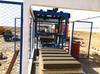 High output !!! QTJ10-15 Fully automatic block making machine / price concrete block machine
