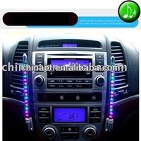 12v car led sound control music sensor light