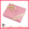 Fashion packaging box for gift box for towels