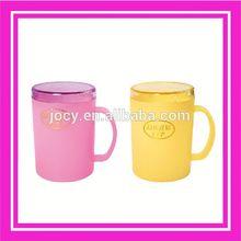 sevimli toptan plastik çay bardak ve tabaklar toptan çin