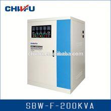 AVR- 200KVA three phase independent Automatic ac voltage regulator