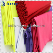 wholesale twill poly/cotton fabric combed cloth nurse / doctor / chef / kitchener workwear fabric