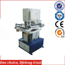 TJ-57 Large plane hydraulic operated hot stamping machine /press gilder/ for acrylic