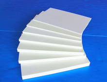 Forex sheet / Kappa /PVC foam board in snow white color