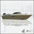 M 6.2 frp 150hp increíble barco de crucero
