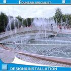 Garden Dancing Water Fountain Project Show