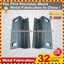 Precision Sheet Metal Fabrication with 30 years of experience