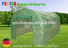 garden tunnel greenhouse / polytunnel greenhouse