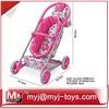 New design hot sell metal doll stroller MYJ-8190