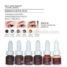 High Quality Goochie Tattoo Eyebrow Permanent Makeup Ink