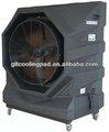 Móvil refrigerador de aire evaporativo