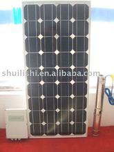 2012 new design 3inch DC solar water pumps,screw pump