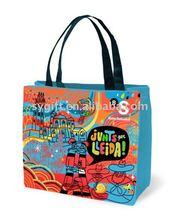 2012 cheap recycle non woven garment bag