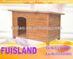 Popular design wooden dog house wooden dog kennel