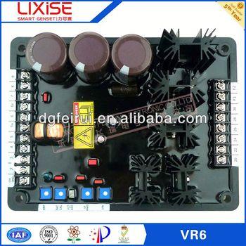 AVR VR6 Generator accessories