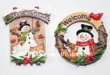 popular wholesale fashion new polyresin fridge magnet crafts gift