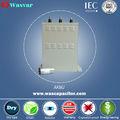 filtro de bajo voltaje de ca del condensador