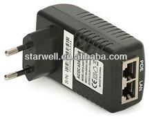 12V RJ45 POE adapter for IP Print Servers