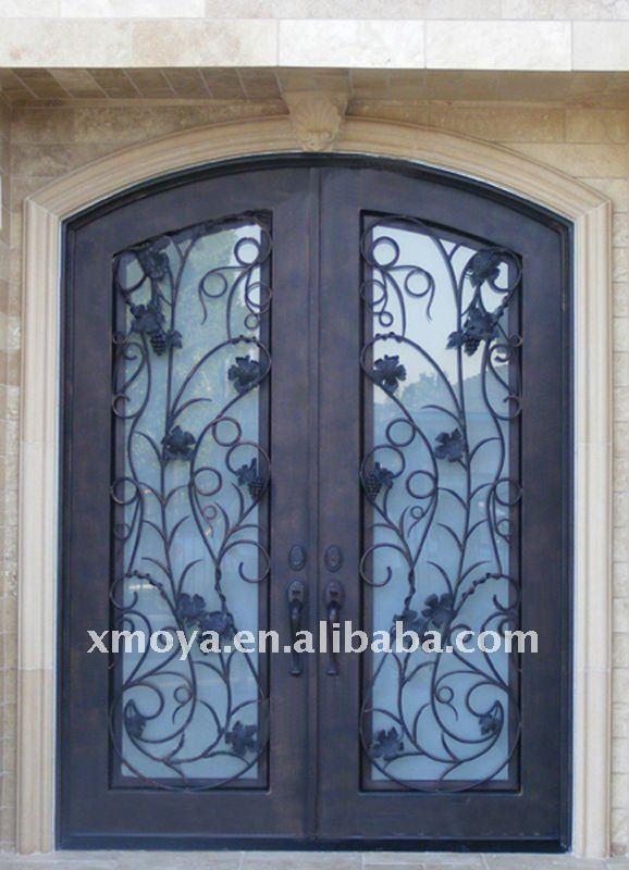 Principal modelos de puertas puertas identificaci n del - Modelos de puertas metalicas para casas ...