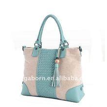 Designer PU Handbag for Woman 2012(H0616-4)