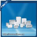 Invólucro de plástico- caixa de interruptor para a indústria elétrica material abs/tibox/ce/rosh
