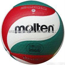 Molten VSM5000 Volleyball, size5 volleyball