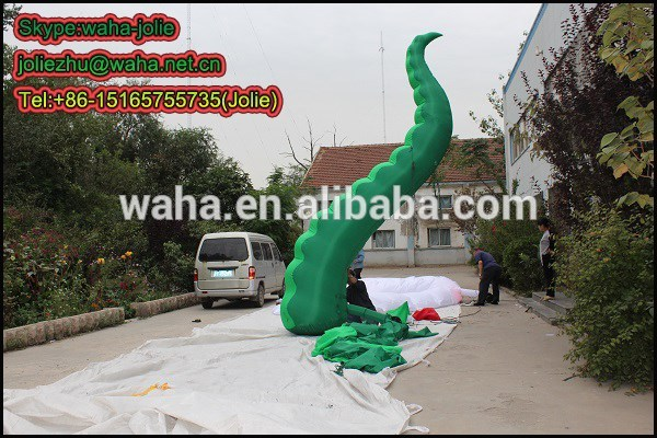 Newest event decoration inflatable 5m height