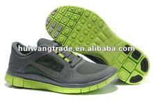 Latest 2012 young men fashion design China running shoes men