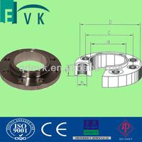 DIN A105 carbon steel reducing slip on flange