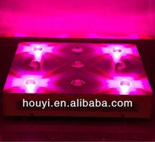 shenzhen led grow light COB+Lens houyi led chip Modular high power grow light 60degree full spectrum 100w/200w/300w/400w/450w