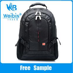 2013 Best Selling Waterproof Nylon Casual Cheap Backpack Laptop Bag