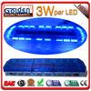 High Power slim emergency lighting led bar