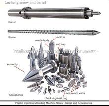 Screw rocket tips Tip screw Nozzle body(38CrMoAlA; SKD61; SKD11; 40Cr; 42CrMo etc)