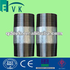 stainless steel male thread nipple